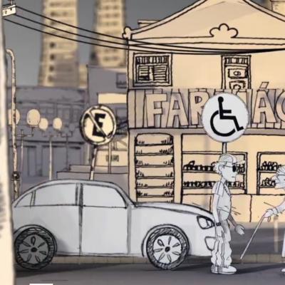 Animação 3D – Porto Freire Colaboração