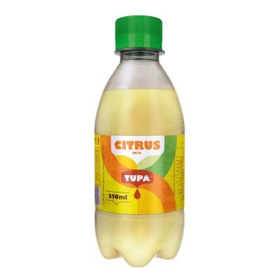 Rendering 3D – Refrigerante Tupã – Citrus 250ml