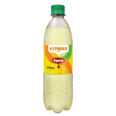 Rendering 3D – Refrigerante Tupã – Citrus 600ml
