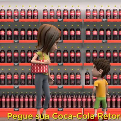 Coca-Cola Retornável
