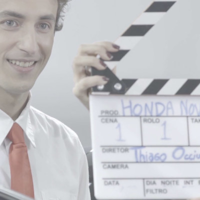 Making of Honda Novaluz