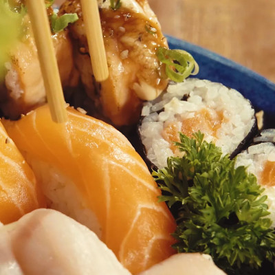 Food Film – Sushi