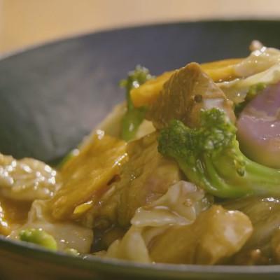 Food Film – Yakisoba