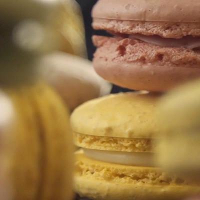 Food Filme – Sablé Diamant – Macarrons