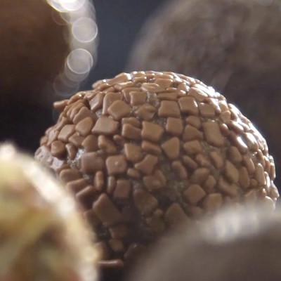 Food Filme – Sablé Diamant – Brigadeiros