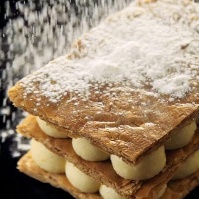 Food Filme – Sablé Diamant – Mil Folhas